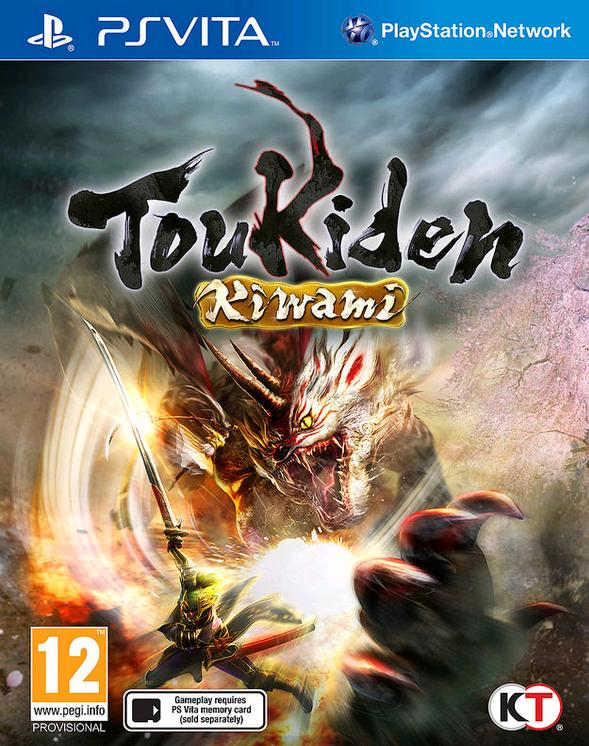 Toukiden Kiwami Playstation Vita PSVita spēle  44.99