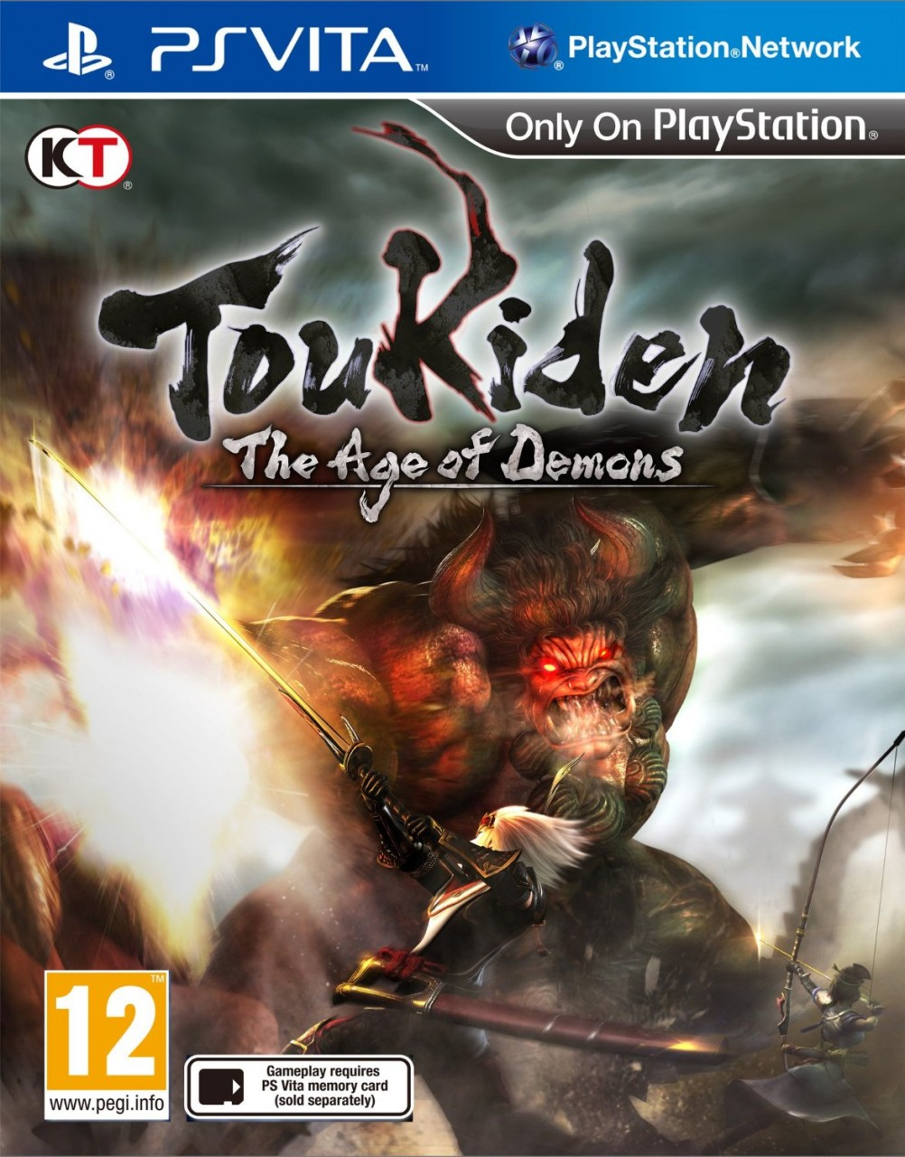 Toukiden - The Age of Demons PSVita  39.99