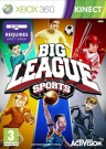 Big League Sports (Kinect) Xbox 360 video spēle - ir veikalā