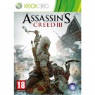 Assassin's Creed III (Assassins Creed 3) Xbox 360 video spēle