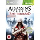 Assassin's Creed: Brotherhood (Assassins Creed) Xbox 360 (Xbox One Compatible) video spēle
