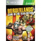Borderlands - Game of the Year (Classics) Xbox 360