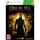 Deus Ex: Human Revolution Xbox 360 video spēle