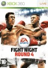Fight Night Round 4 Xbox 360 video spēle