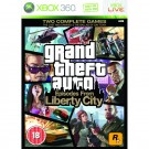 GTA Grand Theft Auto Episodes From Liberty City Xbox 360 video spēle