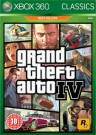 GTA Grand Theft Auto IV (4) Xbox 360 (Xbox One compatible) video spēle