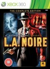 L.A. Noire The Complete Edition (LA Noire) Xbox 360 video spēle