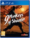 9 Monkeys of Shaolin Playstation 4 (PS4) video game