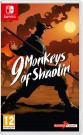 9 Monkeys of Shaolin Nintendo Switch video game