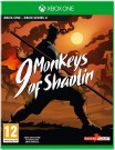 9 Monkeys of Shaolin Xbox One/Series X video game
