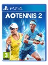 AO Tennis 2 Playstation 4 (PS4) video game