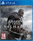 Assassins Creed Valhalla Ultimate Edition (Assassin's) Playstation 4 (PS4) video spēle
