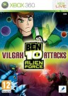 Ben 10 Alien Force: Vilgax Attacks Xbox 360 video spēle - ir veikalā