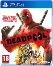 Deadpool Playstation 4 (PS4) video spēle