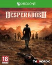 Desperados III (3) Xbox One video spēle