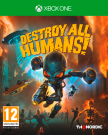 Destroy All Humans! Xbox One video spēle