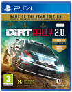 Dirt Rally 2.0 Game of the Year Edition (GOTY) Playstation 4 (PS4) video spēle - ir veikalā