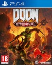 DOOM Eternal Playstation 4 (PS4) video game (ENG, RUS audio)