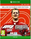 F1 2020 Deluxe Schumacher Edition Xbox One video spēle