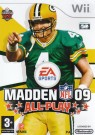 Madden NFL 09 Wii video game