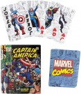 Marvel Comic Book Playing Cards /Merchandise