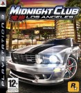 Midnight Club Los Angeles Playstation 3 (PS3) video spēle
