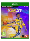 NBA 2K21 Mamba Forever Edition Xbox One video game