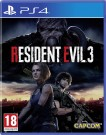 Resident Evil 3 Playstation 4 (PS4) video game