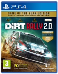 Dirt Rally 2.0 Game of the Year Edition (GOTY) Playstation 4 (PS4) video game