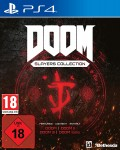 DOOM Slayers Collection (Doom, Doom II, Doom 3, Doom 2016) Playstation 4 (PS4) video game