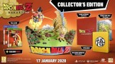 Dragon Ball Z: Kakarot Collectors Edition Playstation 4 (PS4) video game