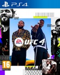 EA Sports UFC 4 Playstation 4 (PS4) video spēle