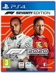 F1 2020 Seventy Edition Playstation 4 (PS4) video game