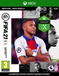 FIFA 21 Champions Edition Xbox One video spēle