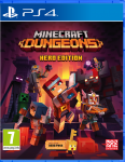 Minecraft Dungeons Hero Edition Playstation 4 (PS4) video spēle - ir veikalā