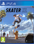 Skater XL Playstation 4 (PS4) video game