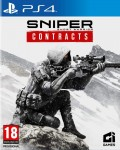 Sniper Ghost Warrior Contracts Playstation 4 (PS4) video game