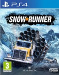 SnowRunner Playstation 4 (PS4) video game