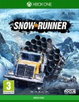 SnowRunner Xbox One video game