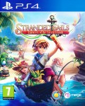 Stranded Sails: Explorers Of The Cursed Islands Playstation 4 (PS4) video game